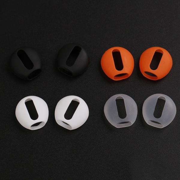 Tillämpliga airpods silikonöronproppar hörlurar silikonskydd
