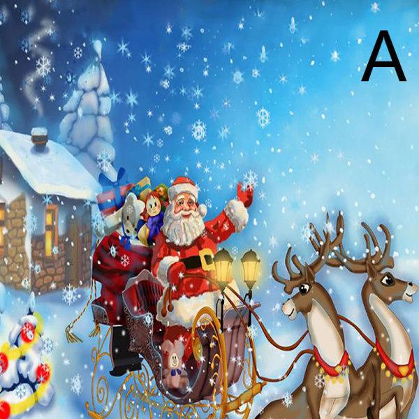 Jul 5d Diamond Painting Santa Claus Cartoon Full Drill Sq