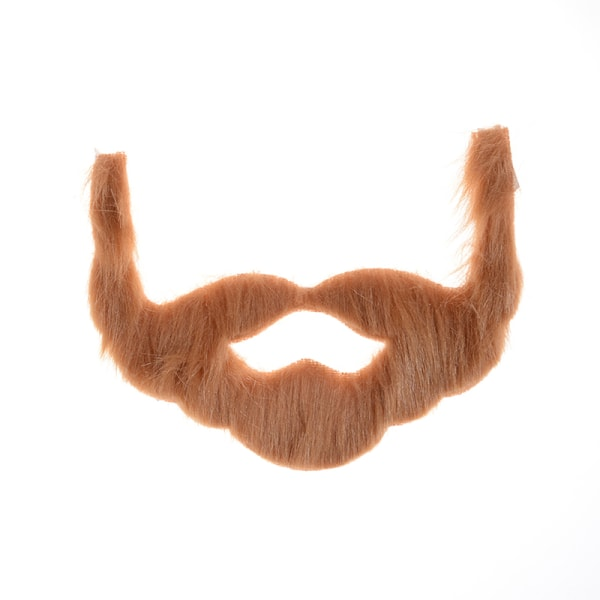 Fancy Dress Costume Party Halloween Costumes Fake Mustache Funn