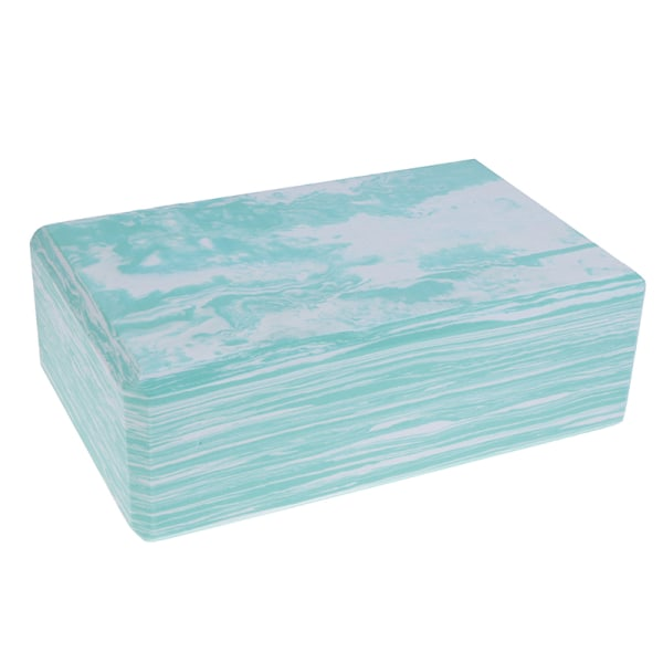 EVA Camouflage Yoga Brick med hög densitet Anti-slip Anti-stress Fi