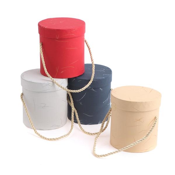 Mini Lock Hug Bucket Vas Ersättning Presentförpackning Förpackningslådor Fo