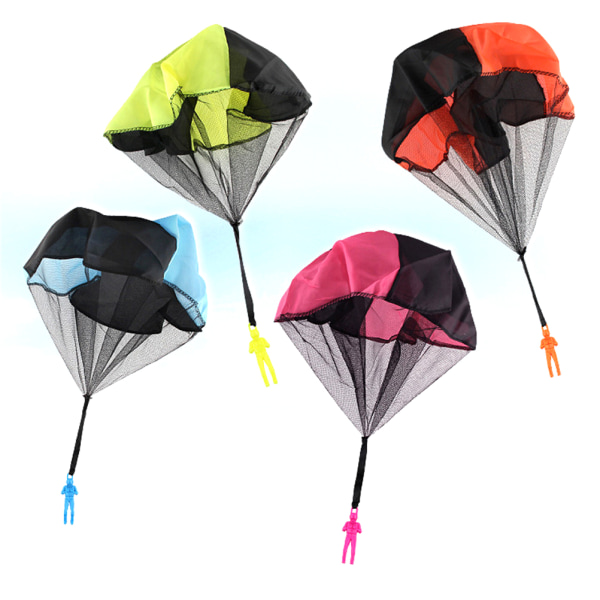 Populär Mini Parachute soldatleksak Outdoor Sports Kids Educatio