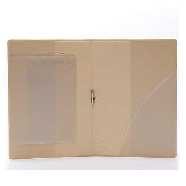 Resepasshållare Biljett Dokumentskydd Omslag Väska