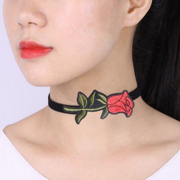 Halsband choker Lace