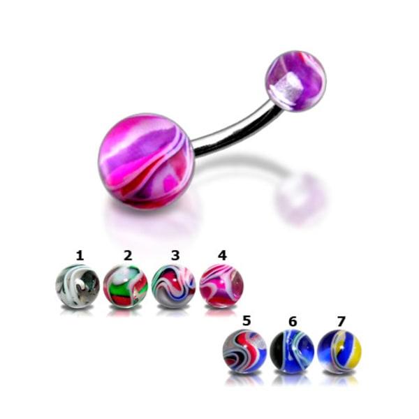 Navelpiercing Piercing smycken 5