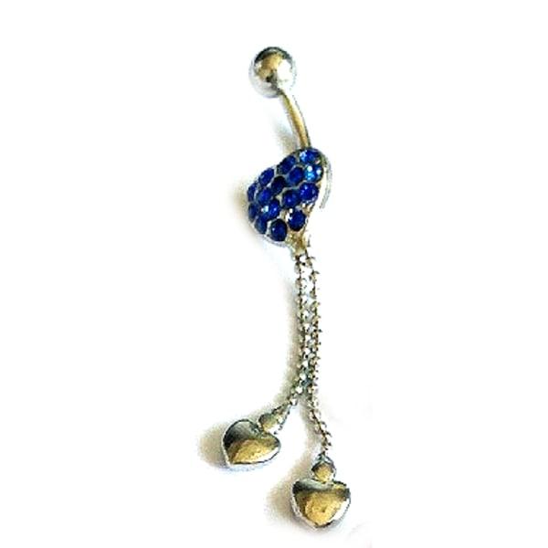 Navelpiercing Piercing smycken LILA