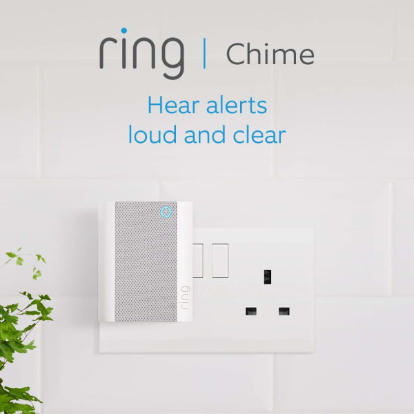 Ring Chime (2nd Gen.) White