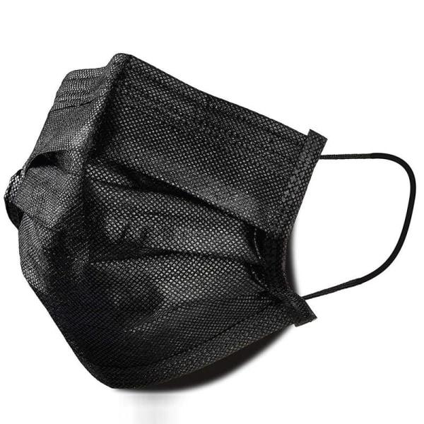 [100-PACK] Kirurgiskt munskydd typ IIR CE-godkända - 3-Lager