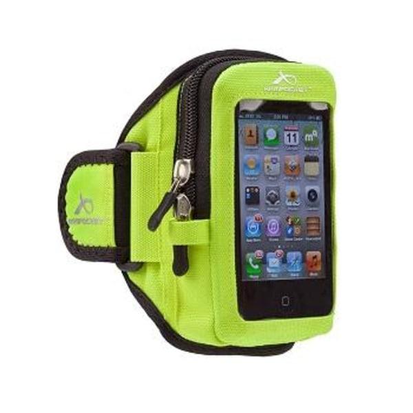 Armpocket Aero i10 Armband till smartphone (Yellow)