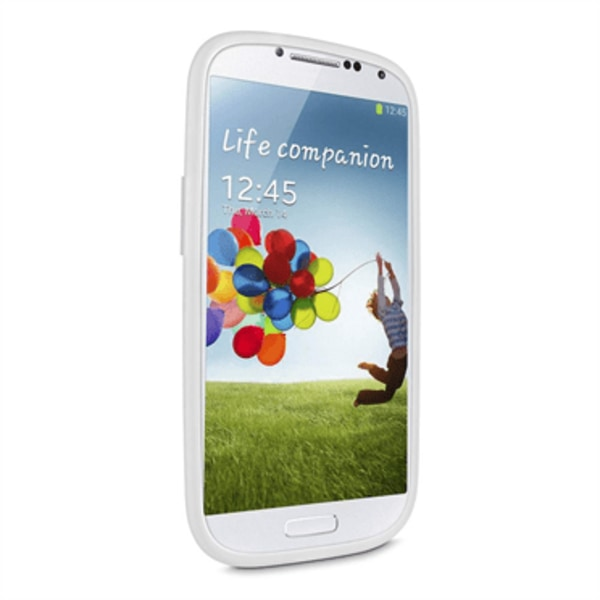 BELKIN Grip Sheer Matte FlexiSkal till Samsung Galaxy S4 - i9500