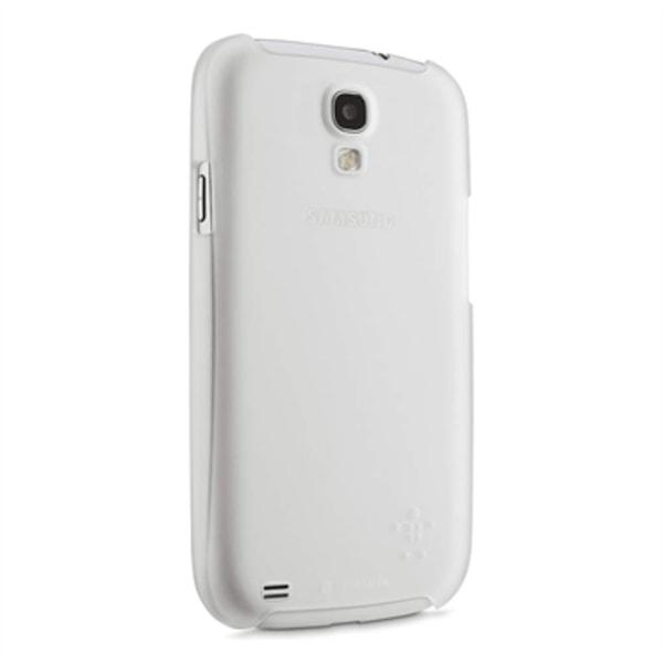 Belkin Shield Sheer Matte Skal till Samsung Galaxy S4 i9500 - (V