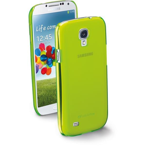 CellularLine Cool Fluo transparent hårdplastskal för Samsung Gal