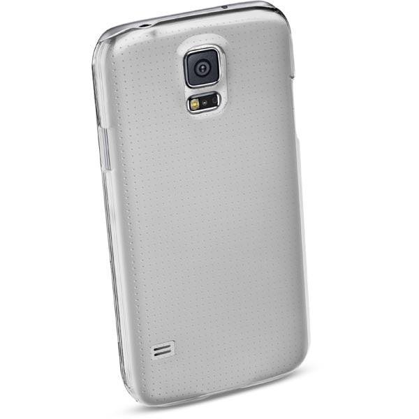 CellularLine Invisible Skal till Samsung Galaxy S5 (Transparent)