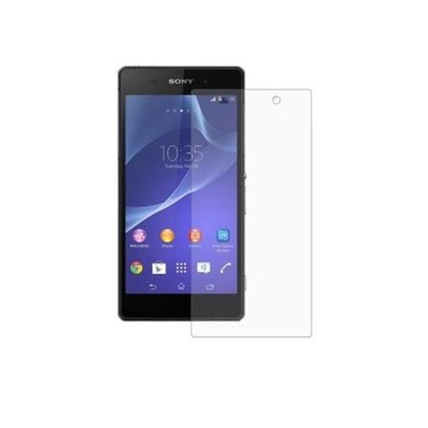 Clear skärmskydd till Sony Xperia Z2