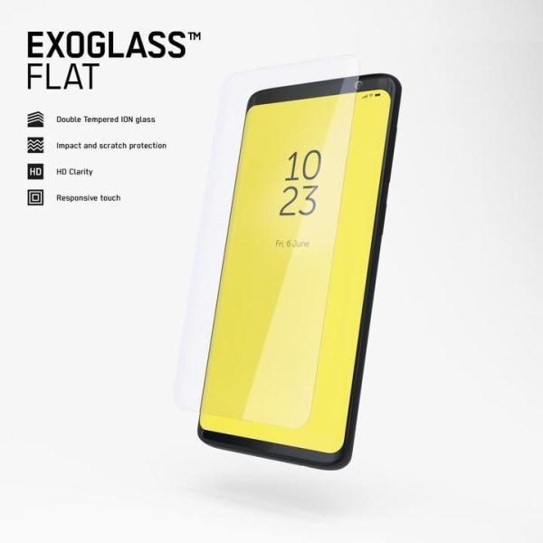 Copter Exoglass flat skärmskydd för Huawei Honor 9