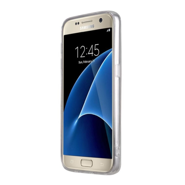 CoveredGear Invisible Skal till Samsung Galaxy S7 - Clear