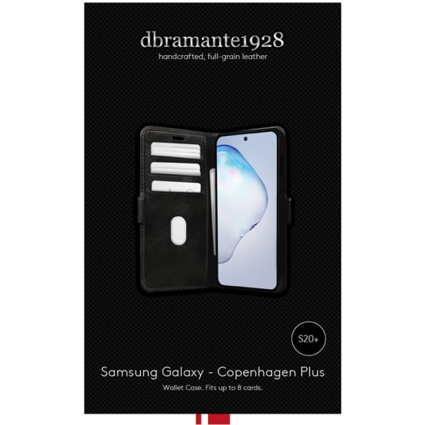 Dbramante1928 Copenhagen Plus - Galaxy S20 Plus - Black