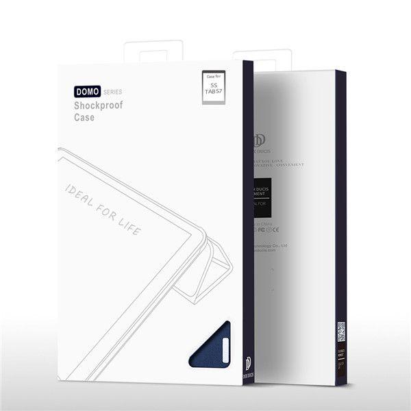 Duxducis Domo Galaxy Tab S7 11.0 T870 / T875 - Svart