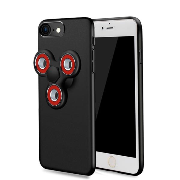 EDC Tri Fidget Spinner Skal till iPhone 6 (S) Plus - Gold