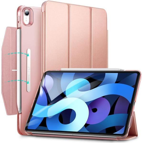 ESR Ascend Trifold skal iPad Air 4 2020 - Rose Gold
