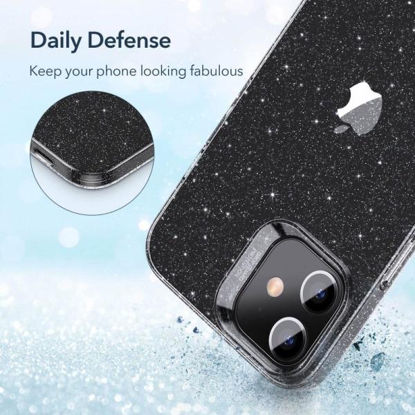 ESR Shimmer Mobilskal iPhone 12 Mini - Clear