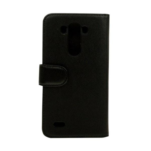 GEAR Plånboksfodral till LG G4 - Svart