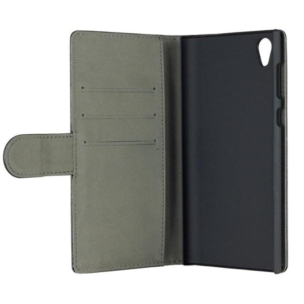 GEAR Plånboksfodral till Sony Xperia L1 - Svart