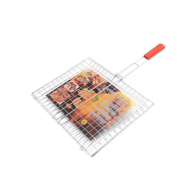 Grillhalster i Rostfritt Stål - BBQ