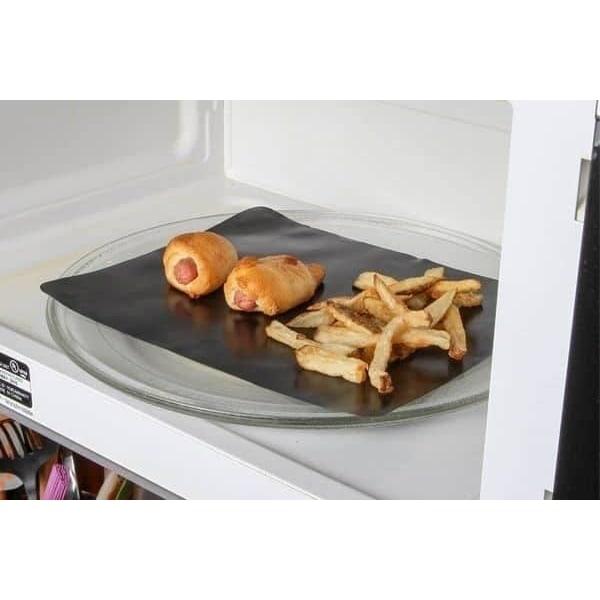 Grillmatta non-stick återanvändbar - Ugnsmatta/Bakningsmatta 2-P