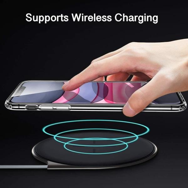 iPhone X/Xs | Mobilskal TPU - Transparent iPhone X