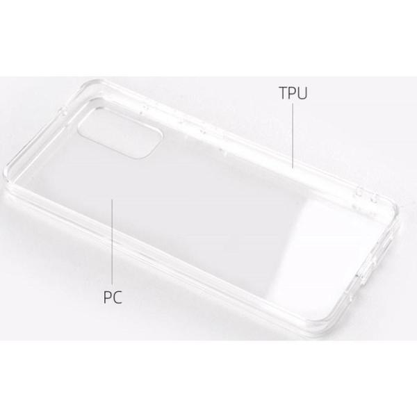 Melkco Polyultima Case Samsung Galaxy S20 Ultra - Transparent