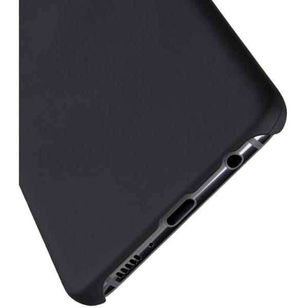 Melkco Rubberized PC Skal till Galaxy S10 Plus - Svart