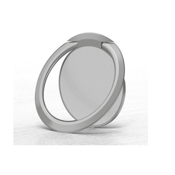 Metal Ringhållare till Mobiltelefon - Silver