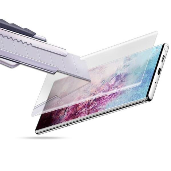 MOCOLO Tempered Glas UV Glas Xiaomi Mi Note 10 Lite - Clear