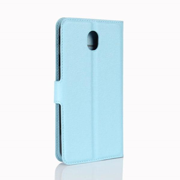Plånboksfodral till Samsung Galaxy J3 (2017) - Blå
