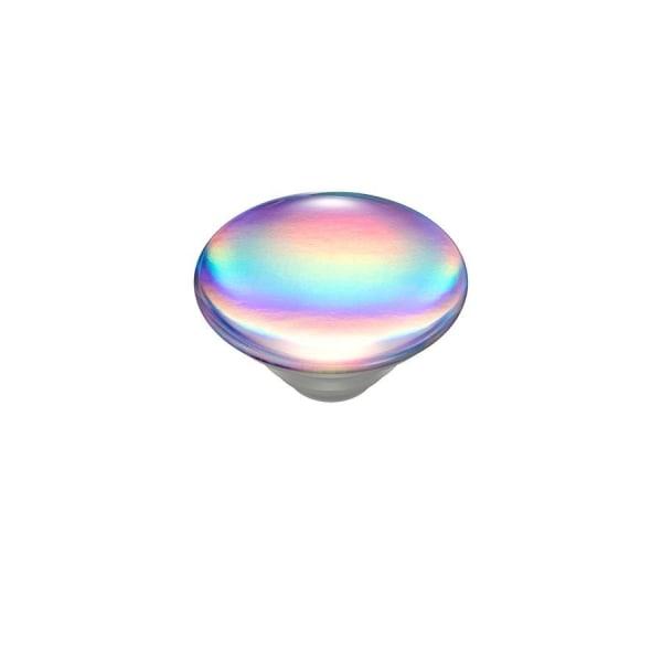 PopSockets Rainbow Orb Gloss Avtagbart Grip med Ställfunktion