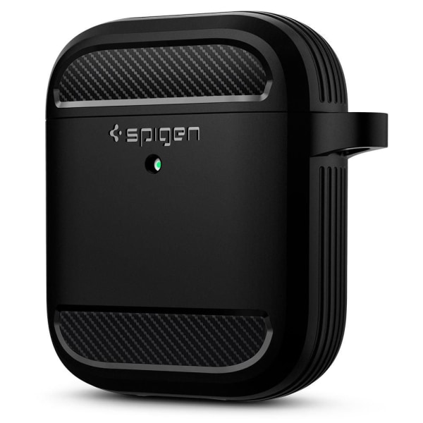 Spigen Rugged Armor Apple Airpods Black
