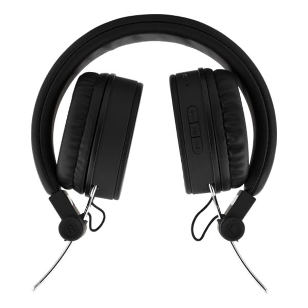 STREETZ  Bluetooth-hörlurar med mikrofon, svart