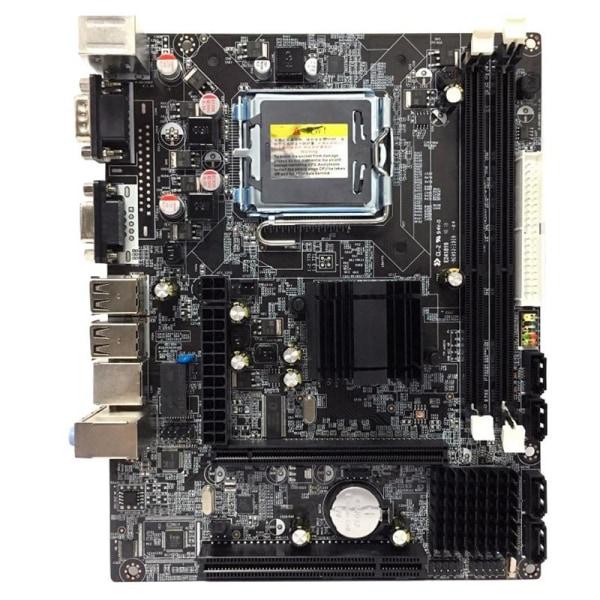 G41 Lga775 Moderkort För Intel Chipset Ddr3 Dubbel Usb 2.0 Lga