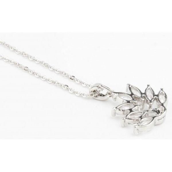 Svan med stenar Silver