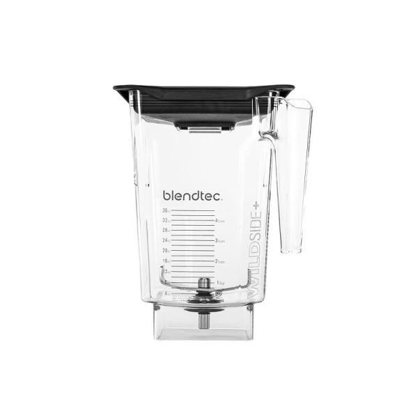 Blendtec Wildside + Extra Kanna till Blender Transparent