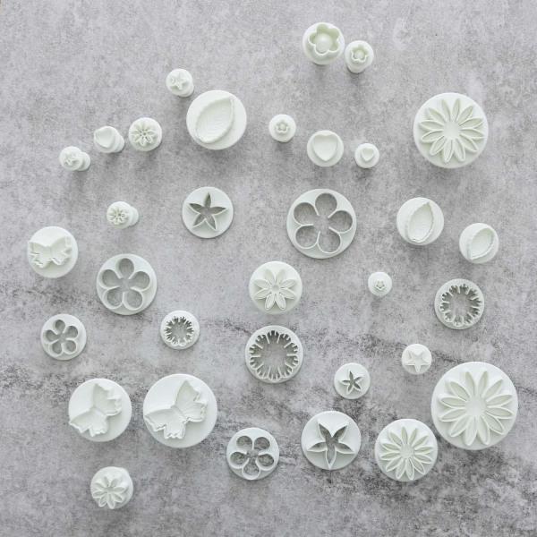 multiformad plastformsats Vit