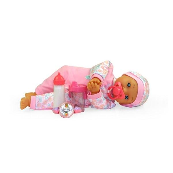 HF Ellie Soft Doll 36cm Magnetic Functions- Docka med magneter Rosa