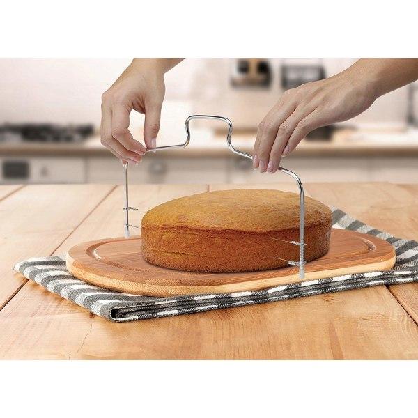 Tårtdelare Tårtskärare Tårtsåg Taartzaag Cake Leveler  multifärg