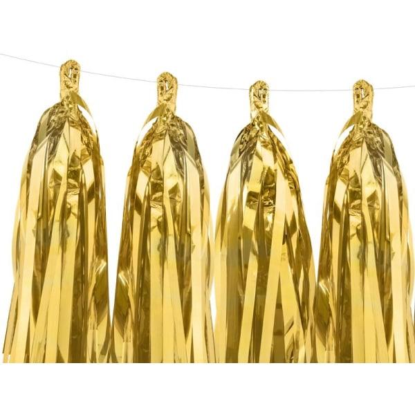 Tasselgirlang - Guld Guld