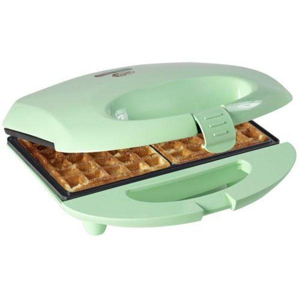 Våffeljärn Bestron Sweet Dreams Waffle Maker Belgiska Våfflor Mint