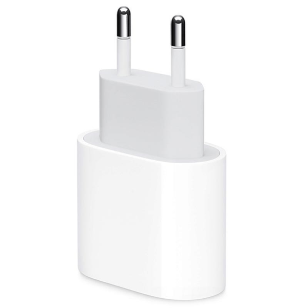 Apple iPhone 11/12 USB-C strömadapter 20W
