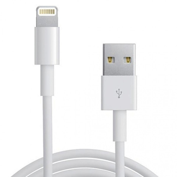 Apple Lightning till USB-Kabel 1m (MD818ZM/A)