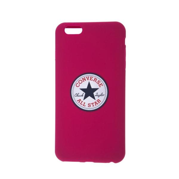 CONVERSE Skal Silikon iPhone 6 Plus Rosa