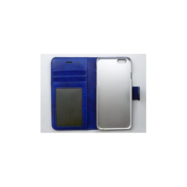 GEAR Plånboksväska Exclusive iPhone 6 Blå